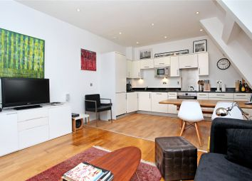 Thumbnail 1 bed flat to rent in The Latitude, Clapham South, London