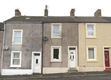 Thumbnail 3 bed terraced house for sale in Trumpet Road, Cleator, Cumbria