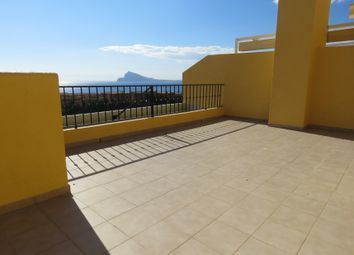 Thumbnail 3 bed apartment for sale in Calpe, Alicante, Valencia