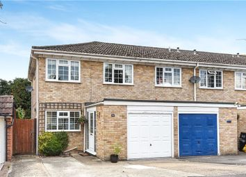 Thumbnail 3 bed end terrace house for sale in Tickenor Drive, Finchampstead, Wokingham