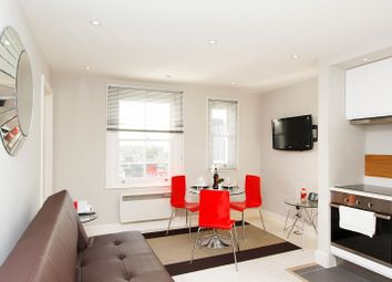 Thumbnail 1 bed flat to rent in Philbeach Gardens, London