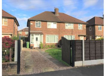 3 bed semi-detached house for sale in Lee Crescent, Stretford, Manchester M32