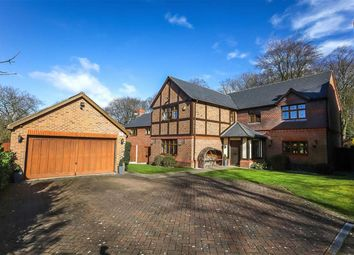 Thumbnail 5 bed detached house for sale in West Drive, St Edwards Park, Cheddleton