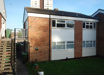 Thumbnail 2 bed maisonette for sale in Wyndmill Crescent, West Bromwich