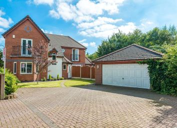 Thumbnail 4 bed detached house for sale in Langton Close, Eccleston, Chorley