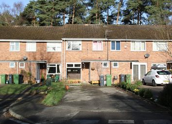Thumbnail 3 bed terraced house for sale in Roxburgh Close, Camberley