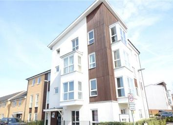 Thumbnail 2 bed flat for sale in Drake Way, Reading, Berkshire