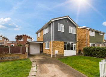 Thumbnail 3 bed detached house for sale in Lappmark Road, Canvey Island