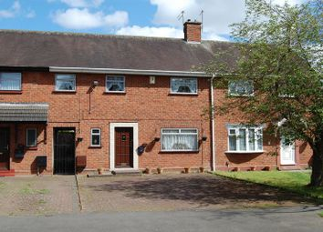 Thumbnail 3 bed terraced house for sale in Brinsford Road, Fordhouses, Wolverhampton