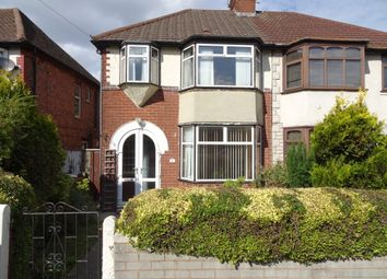 3 bed semi-detached house for sale in Dorothy Road, Tyseley, Birmingham B11
