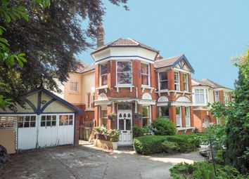 Thumbnail 5 Bed Detached House For Sale In Sherwood Park Road Sutton