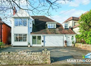 Thumbnail 5 bed detached house for sale in Highfield Lane, Quinton