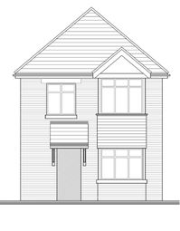 Thumbnail 1 bed flat for sale in Bursledon Road, Southampton