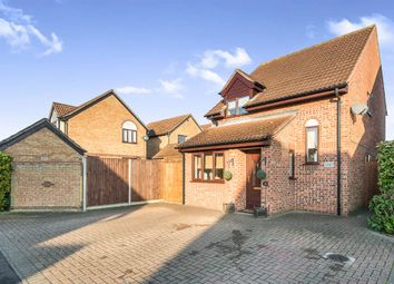Thumbnail 4 bedroom detached house for sale in St Margarets Drive, Sprowston, Norwich