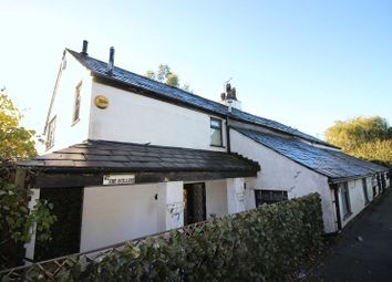 Thumbnail 2 bed cottage for sale in The Hollins, Plodder Lane