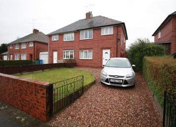 Thumbnail 3 bedroom semi-detached house to rent in Netherton Road, Worksop