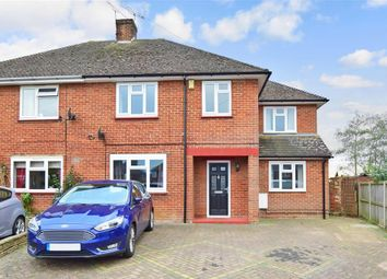 Thumbnail 4 bed semi-detached house for sale in Bayfield, Painters Forstal, Faversham, Kent