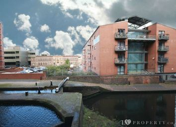 Thumbnail 1 bed flat for sale in Fleet Street, Birmingham
