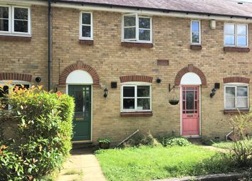 Thumbnail 2 bed terraced house to rent in Oaktree Close, Portland Road, Bishop's Stortford