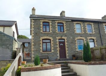 Thumbnail 3 bed end terrace house for sale in Oaklands, Builth Wells, 3Et.