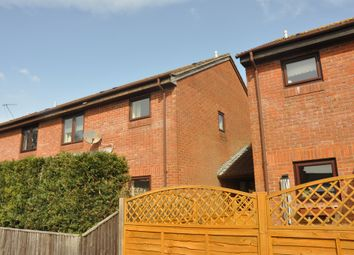 Thumbnail 1 bed terraced house for sale in Danehurst Place, Andover