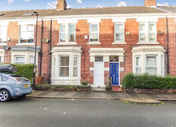 Thumbnail 3 bed terraced house for sale in Cheltenham Terrace, Heaton, Newcastle Upon Tyne