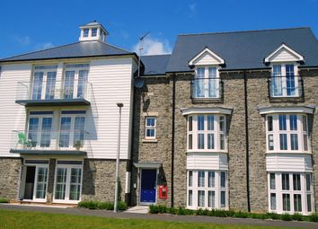 Thumbnail 2 bed flat for sale in Y Corsydd, Llanelli, Carmarthenshire, West Wales