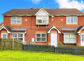 Thumbnail 2 bed terraced house for sale in Foxglove Close, Kingswood, Hull