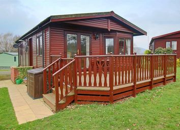 Thumbnail 2 bed bungalow for sale in Holiday Park, Guilsfield, Welshpool