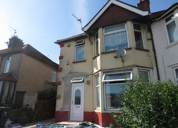 Thumbnail 3 bed property for sale in Newport Road, Roath, Cardiff