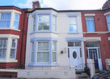 Thumbnail 3 bedroom terraced house for sale in Guernsey Road, Liverpool