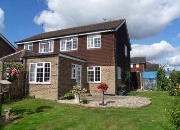 Thumbnail 3 bedroom semi-detached house to rent in Ash Lodge Close, Ash, Aldershot
