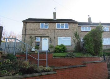 Thumbnail 3 bed end terrace house for sale in Hillside, Chelveston, Wellingborough