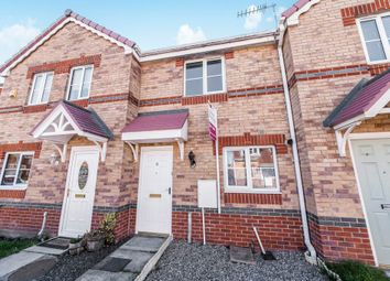 Thumbnail 2 bedroom terraced house for sale in Viscount Close, Hartlepool