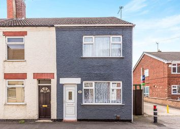 Thumbnail 2 bed terraced house to rent in Breach Road, Hugglescote, Coalville