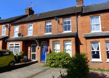 Thumbnail 2 bed terraced house to rent in Mill Crescent, Tonbridge
