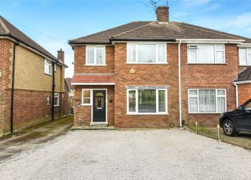 Thumbnail 3 bed semi-detached house for sale in Harvil Road, Harefield, Uxbridge, Middlesex