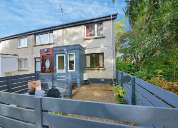 Thumbnail 2 bed flat for sale in Balnagowan Drive, Glenrothes