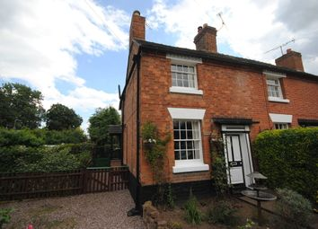 Thumbnail 2 bed end terrace house to rent in Great Hales Street, Market Drayton