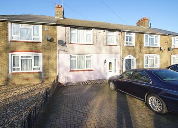 Thumbnail 3 bed terraced house for sale in Hayes Road, Greenhithe