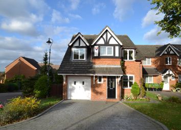 Thumbnail 4 bed detached house for sale in Raphael Close, Shenley, Radlett