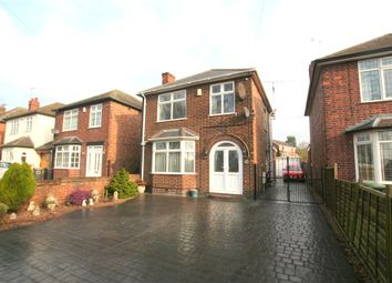 Thumbnail 3 bedroom detached house for sale in Ilkeston Road, Trowell, Nottingham