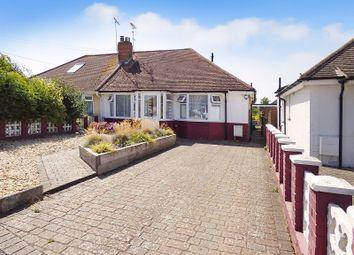 Thumbnail 3 bed semi-detached bungalow for sale in Selwyn Avenue, Wick, Littlehampton