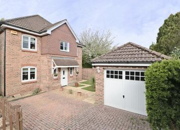 Thumbnail 4 bedroom detached house for sale in Lanes End, Chineham, Basingstoke