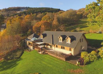 Thumbnail 5 bed detached house for sale in Westercuil, Aberfeldy, Perthshire