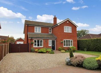 Thumbnail 4 bed detached house for sale in Upgate, Poringland, Norwich