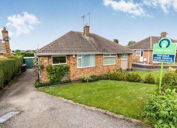 Thumbnail 2 bed bungalow for sale in Glebe Street, Kirkby-In-Ashfield, Nottingham