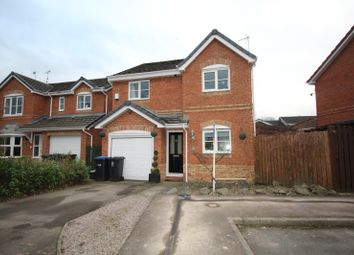 Thumbnail 3 bed detached house for sale in Loweswater Grove, West Auckland, Bishop Auckland, Durham