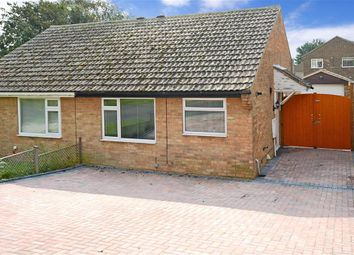 Thumbnail 2 bed semi-detached bungalow for sale in The Dewpond, Peacehaven, East Sussex