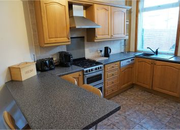 Thumbnail 3 bedroom terraced house to rent in Cross Flatts Terrace, Leeds